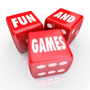 Games in the EFL classroom