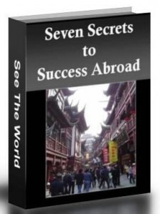 Secrets of Success Abroad