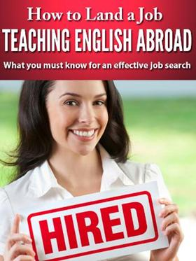 TEFL Job Search Guide - FREE!
