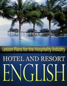 Teach Hospitality English