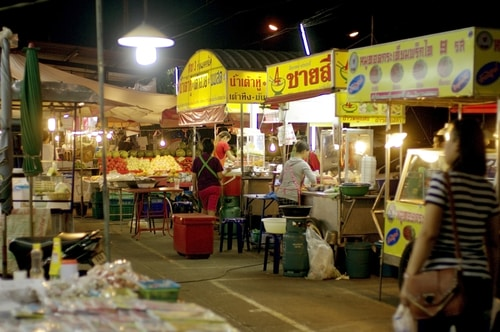 Teach English in Thailand and Experience Great Night Markets