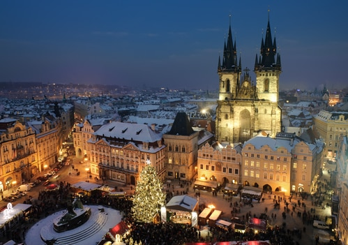 Czech Republic TEFL jobs
