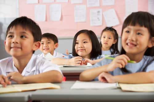 Non-native speakers teaching English