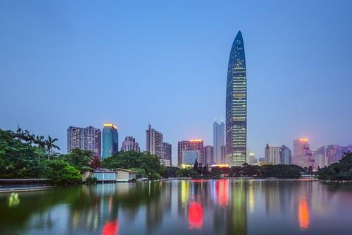 Teachers Needed for Luohu Shenzhen