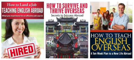 teach english overseas tefl ebooks